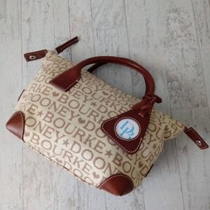 EUC AUTHENTIC DOONEY AND BOURKE SMALL HANDBAG